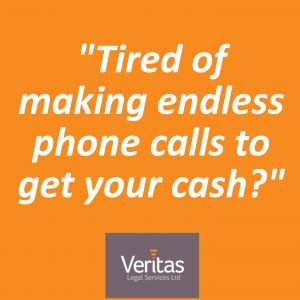 Tired of making endless phone calls to get your cash? – Free Commercial Debt Collection