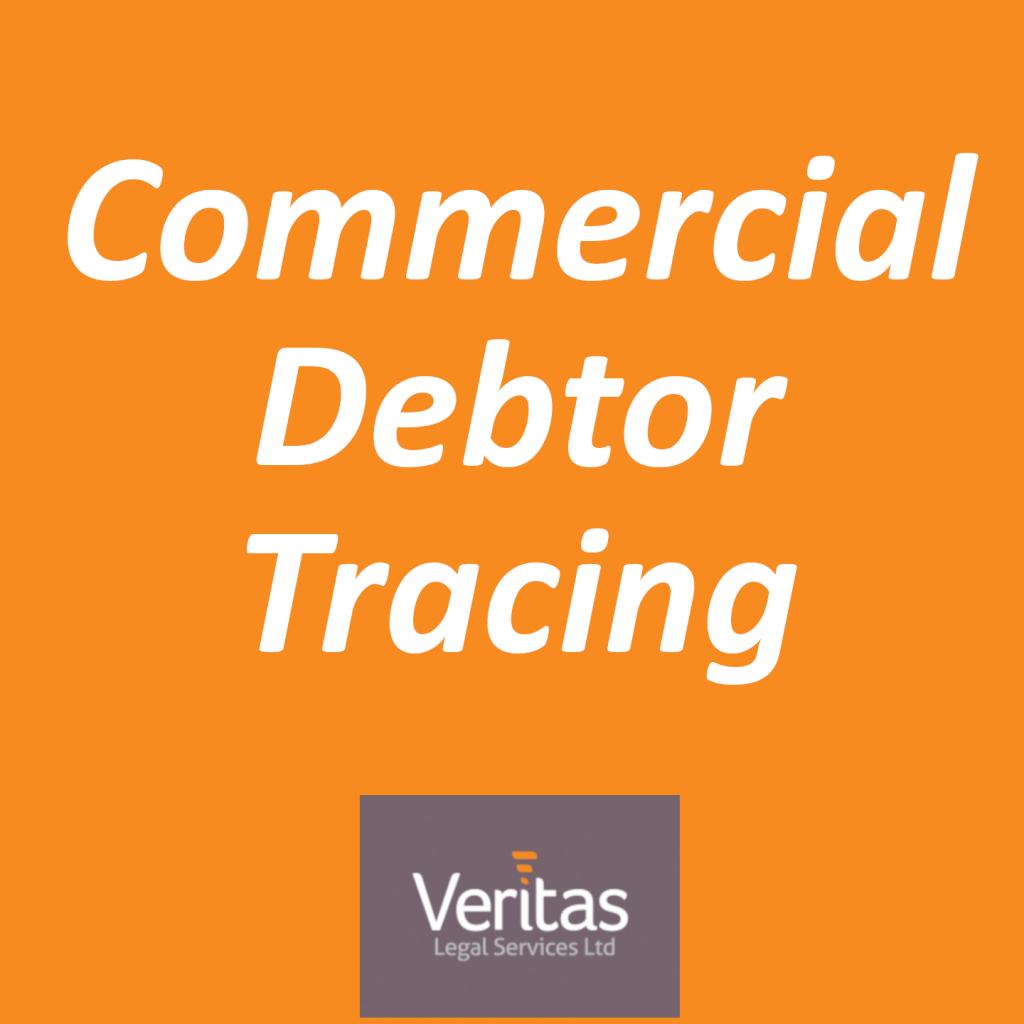 Commercial Debtor Tracing