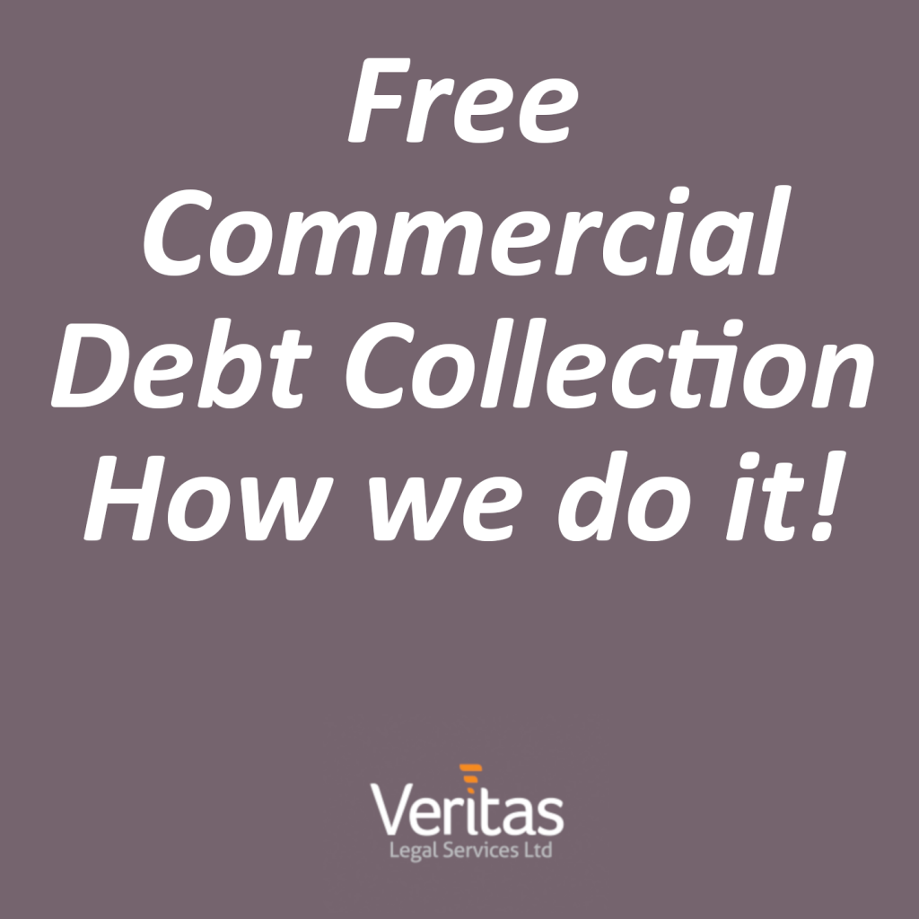 Free Commercial Debt Collection How we do it!